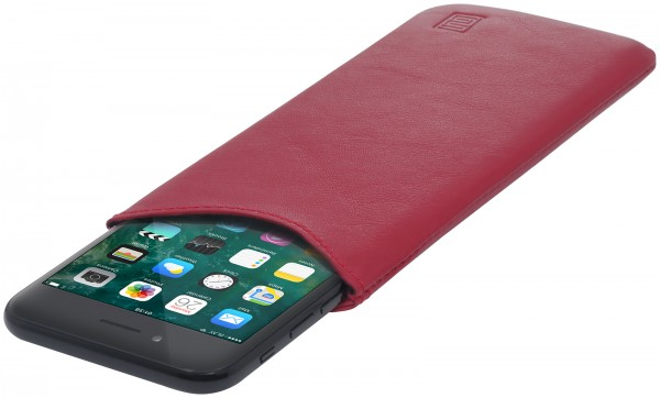 StilGut - Leather Smartphone Sleeve M