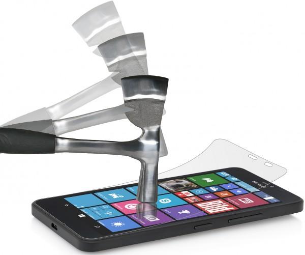 StilGut - Screen protecor for Lumia 640 XL (set of 2)