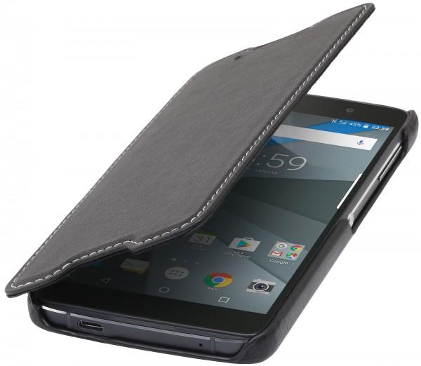 StilGut - BlackBerry DTEK50 cover Book Type without clip