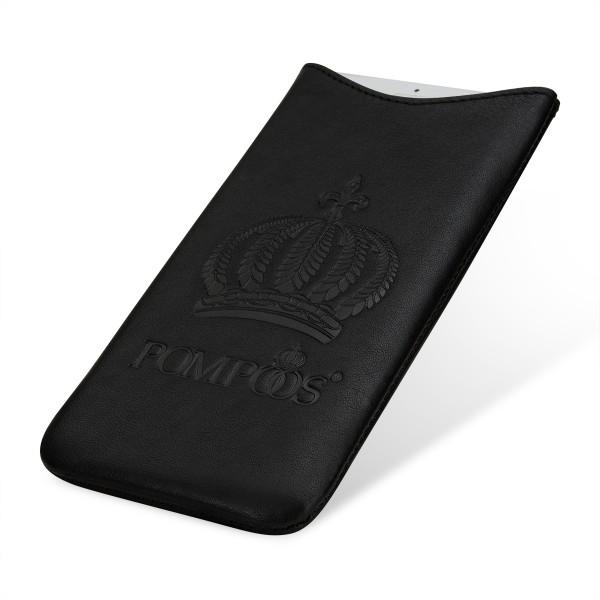 POMPÖÖS by StilGut - Smartphone Sleeve XL Crown - Design by HARALD GLÖÖCKLER