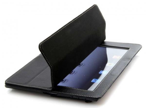StilGut - Leather Couverture case V2 for iPad 3 & iPad 4