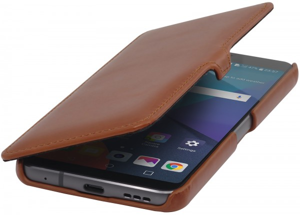 StilGut - LG G6 Cover Book Type with Clip