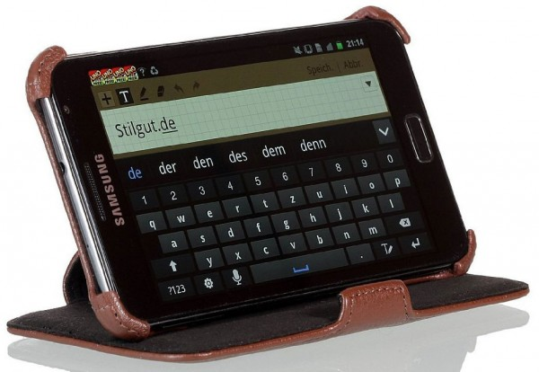 StilGut - UltraSlim case for Galaxy Note 2 N7100