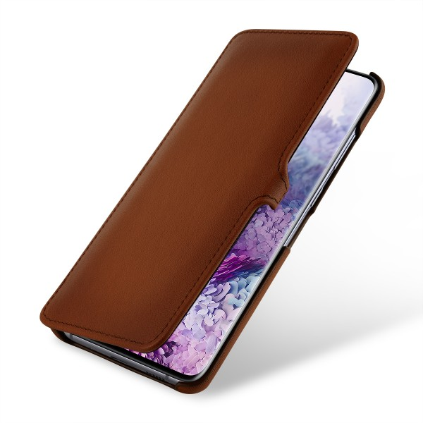 StilGut - Samsung Galaxy S20 Plus Cover Book Type with Clip