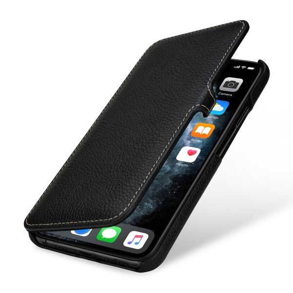StilGut - iPhone 11 Pro Max Cover Book Type with Clip