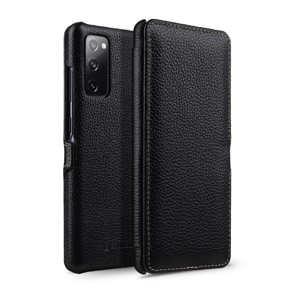 StilGut - Samsung Galaxy S20 FE Cover Book Type with Clip