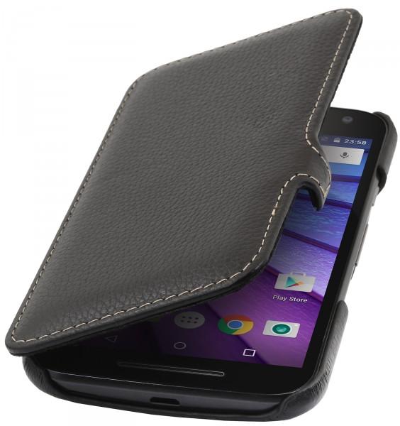 wholesale dealer 0de39 ce575 StilGut - Motorola Moto G (3rd gen.) leather case