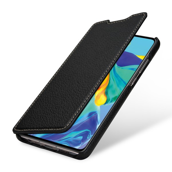 StilGut - Huawei P30 Cover Book Type without Clip