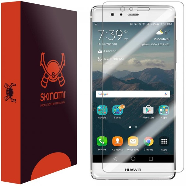 Skinomi - Huawei P9 screen protector TechSkin