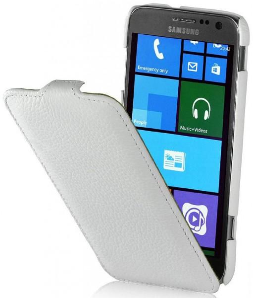 StilGut - UltraSlim leather case for Samsung Ativ S I8750