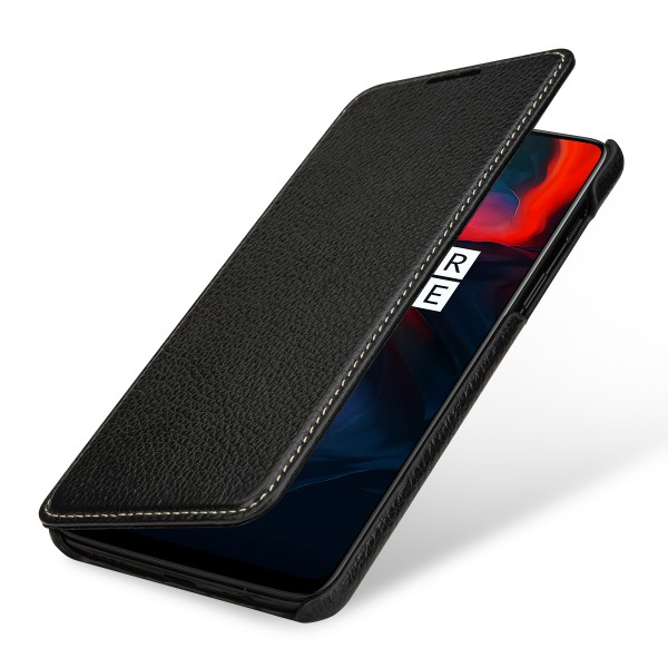 StilGut - OnePlus 6 Cover Book Type without Clip