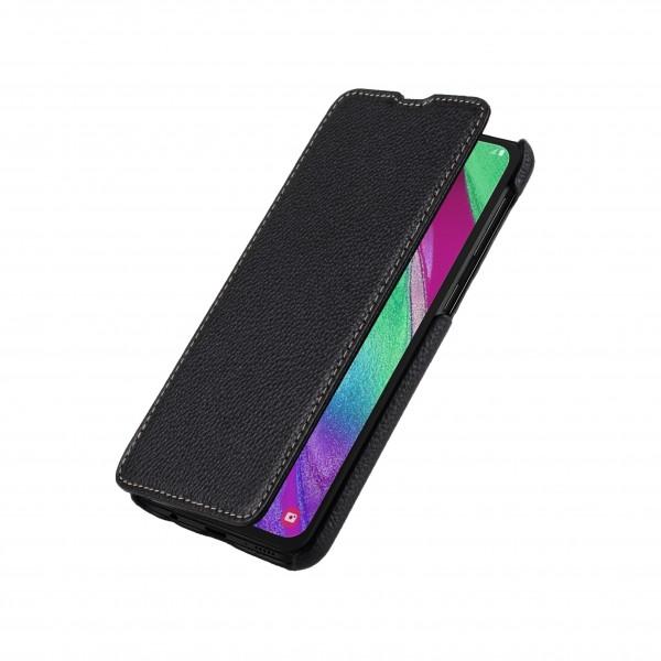 StilGut - Samsung Galaxy A40 Case Book Type