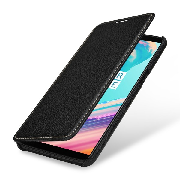 StilGut - OnePlus 5T Cover Book Type without Clip