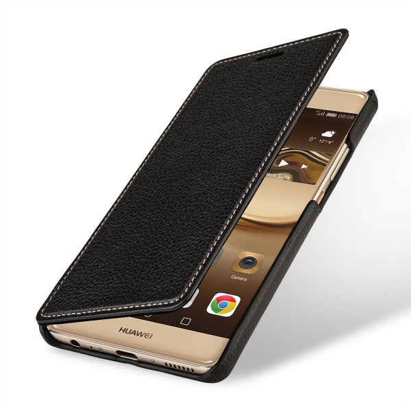 StilGut - Huawei P9 Plus Cover Book Type without Clip
