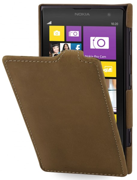 StilGut - UltraSlim Case for Nokia Lumia 1020, Old Style