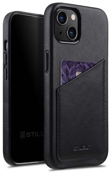 StilGut - iPhone 13 mini Case with Card Holder