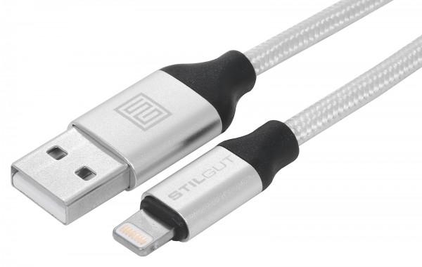 StilGut - Lightning Cable Premium (Apple MFi Certified) 2 m