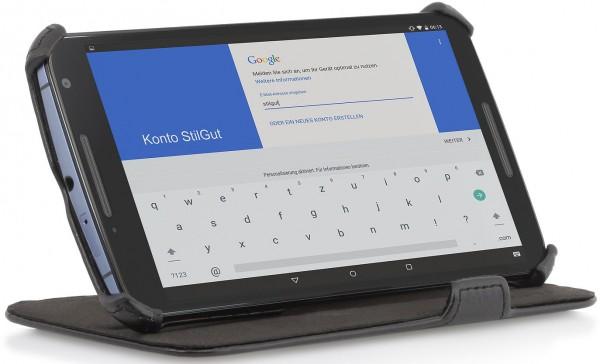 StilGut - Google Nexus 6 case with stand function