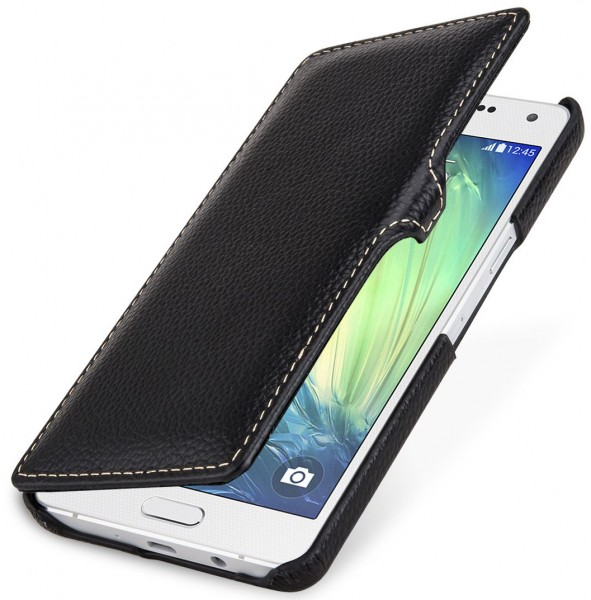 "StilGut - Samsung Galaxy A5 case ""Book Type"" with clip"