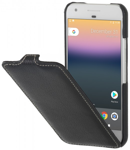 StilGut - Google Pixel Case UltraSlim in Leather