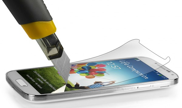 StilGut - Display protective armoured-glass for Samsung Galaxy S4
