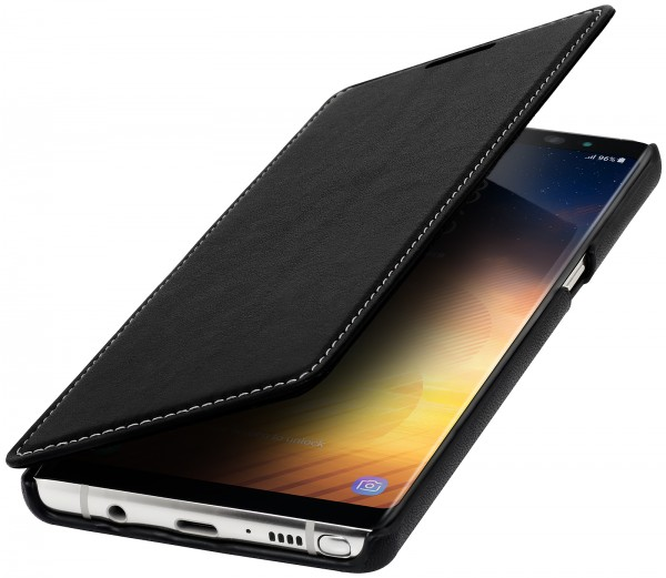 buy popular 725cd 2e5ed StilGut - Samsung Galaxy Note 8 Cover Book Type without Clip
