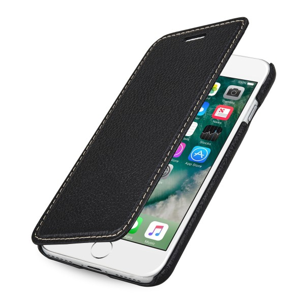 StilGut - iPhone 8 Cover Book Type without Clip