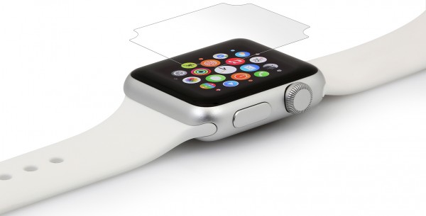 StilGut - Screen protector for Apple Watch 38 mm (set of 2)