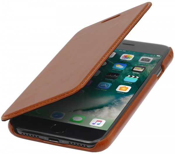 StilGut - iPhone 7 Plus Cover Book Type without clip