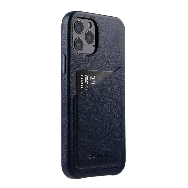 StilGut - iPhone 12 Pro Max Case with Card Holder