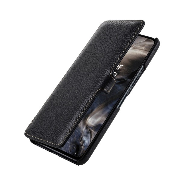 StilGut - OnePlus Nord Cover Book Type with Clip