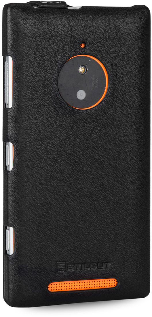 official photos 56040 5f4e5 StilGut - Nokia Lumia 830 leather case,