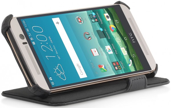 """StilGut - HTC One M9 """"UltraSlim"""" with stand function"""