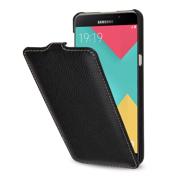 StilGut - Samsung Galaxy A9 (2016) case UltraSlim in leather