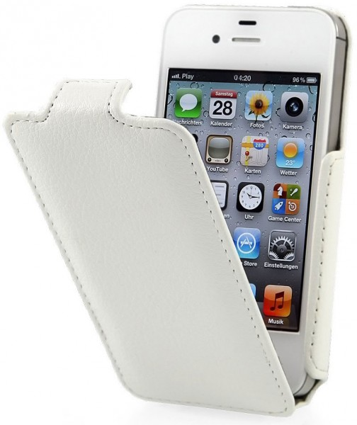 StilGut - Slim case for iPhone 4 & iPhone 4s