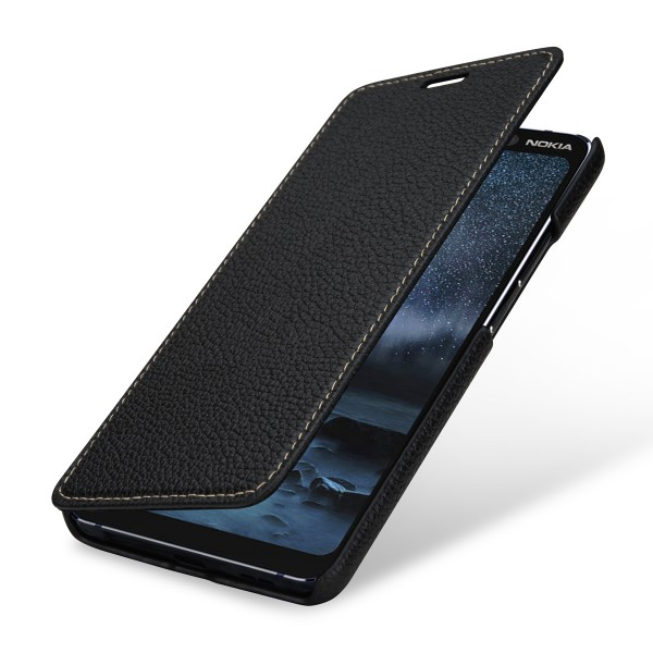 StilGut - Nokia 9 PureView Cover Book Type without Clip