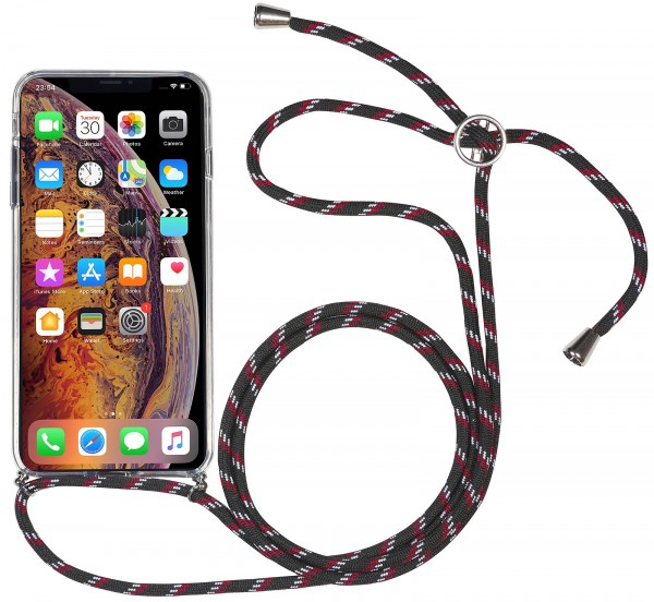StilGut - iPhone XS Lanyard Case