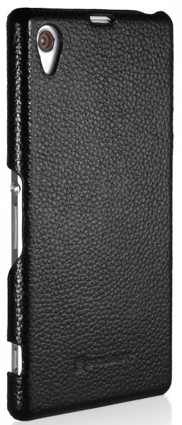 StilGut - Leather Cover for Sony Xperia Z1
