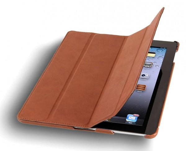 StilGut - Leather Couverture case for iPad 3 & iPad 4