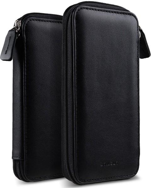 StilGut - Phone pocket with zipper XL