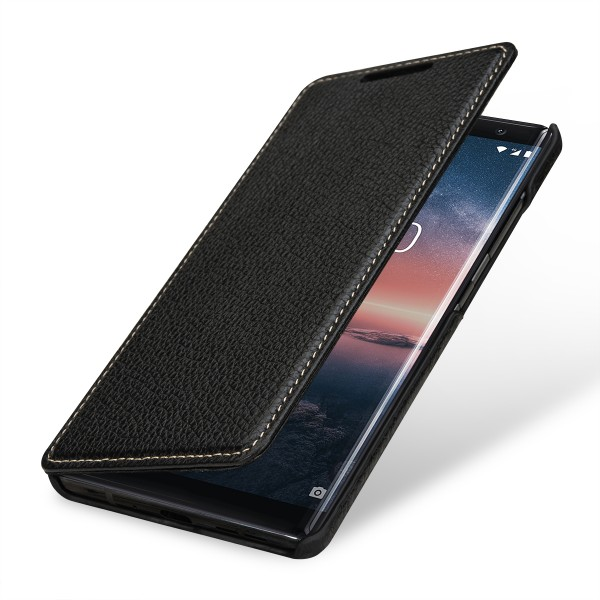 StilGut - Nokia 8 Sirocco Cover Book Type without Clip