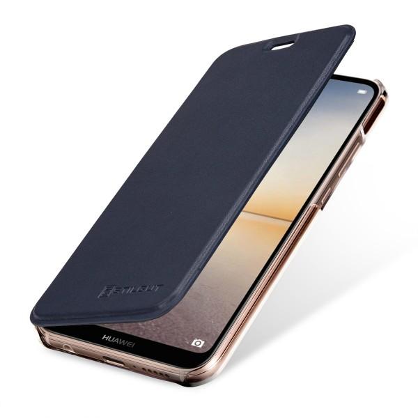StilGut - Huawei P20 lite Book Type NFC/RFID Blocking Case