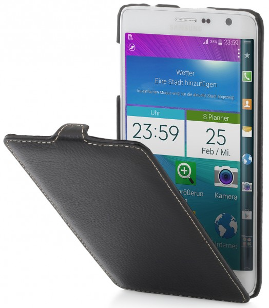 "StilGut - Galaxy Note Edge leather case ""UltraSlim"""