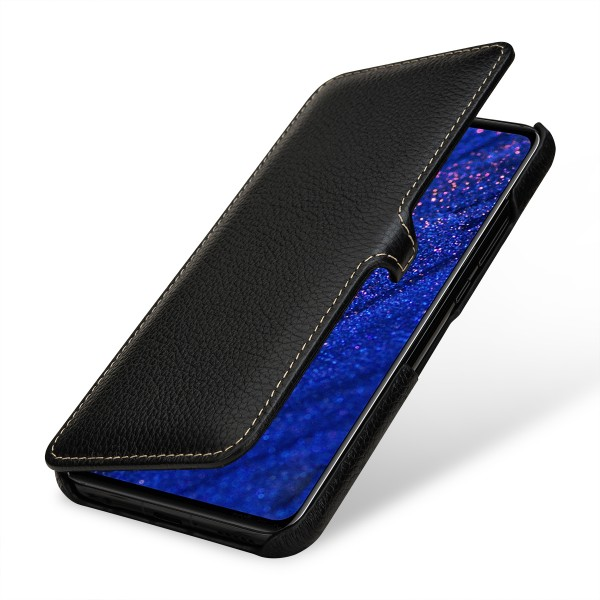 StilGut - Huawei Mate 20 lite Cover Book Type with Clip