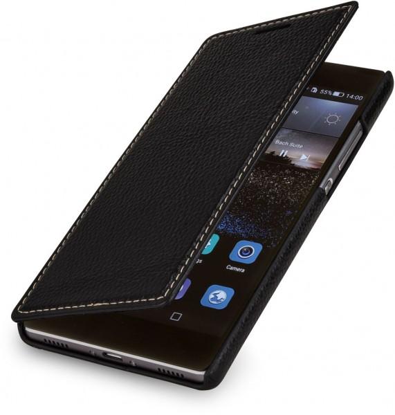 outlet store 2498e ffd86 StilGut - Huawei P8 leather case