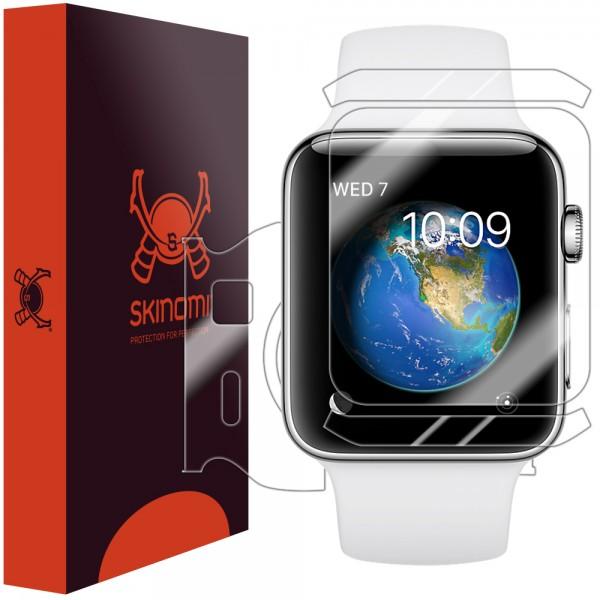 Skinomi - Screen Protector Apple Watch Series 2 (38 mm) Full Body