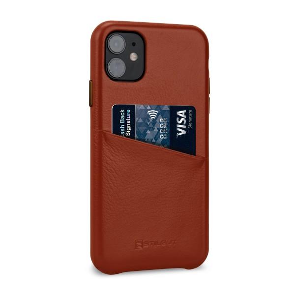 StilGut - iPhone 11 Case Premium with Card Holder