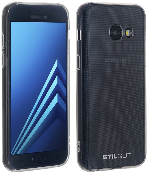 StilGut - Samsung Galaxy A3 (2017) Cover