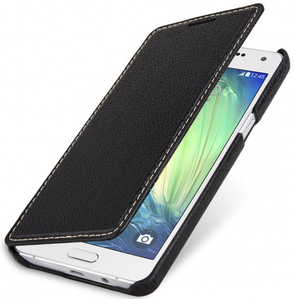 "StilGut - Samsung Galaxy A5 case ""Book Type"" without clip"
