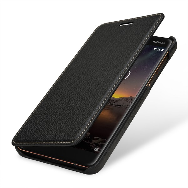 StilGut - Nokia 6.1 Cover Book Type without Clip